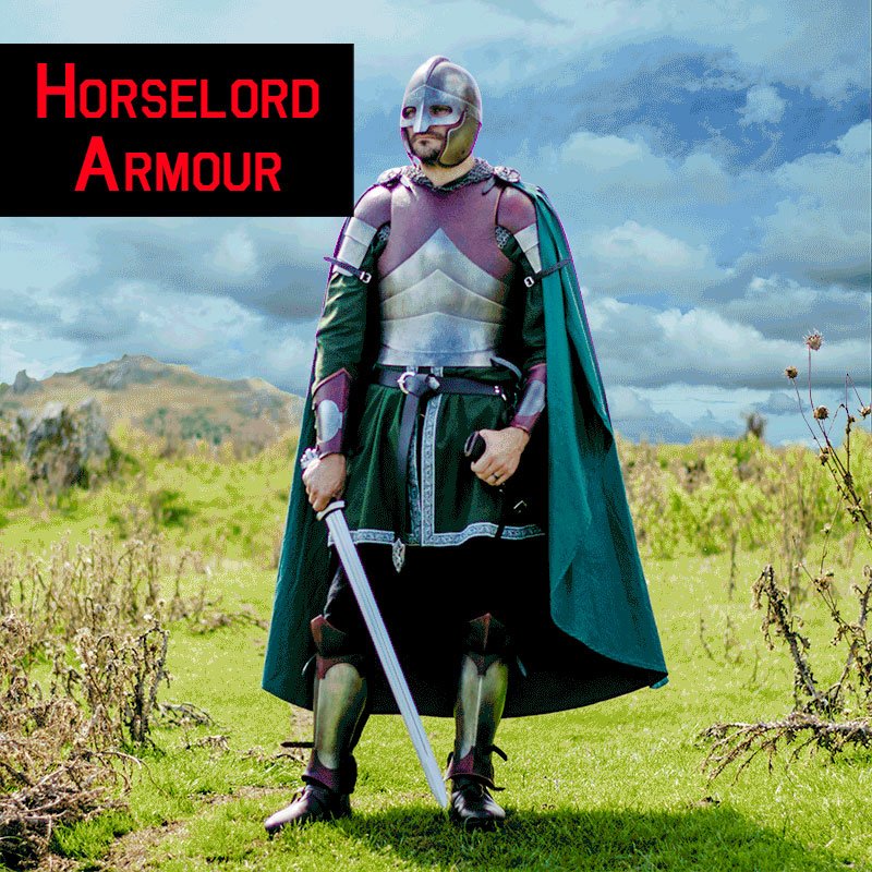 Rohan Horselord Armour