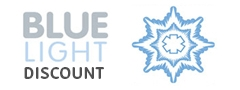 blue light discount available